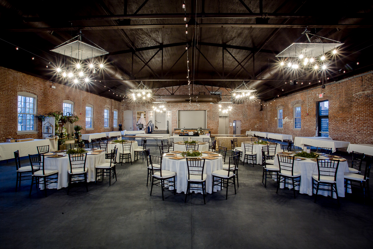 hourly rental the beck event space